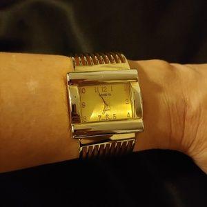 Geneva Jewelry - Geneva gold watch
